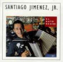 El Gato Negro - CD Audio di Santiago Jimenez Jr.