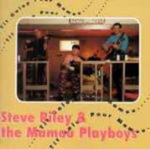 CD Tit Galop pour Mamou Steve Riley , Mamou Playboys