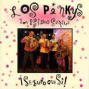 CD Seguro que si! di Los Pinkys