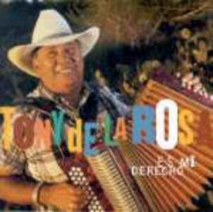 CD Es mi derecho di Tony De La Rosa