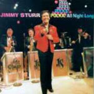 Foto Cover di Polka! All Night Long, CD di Jimmy Sturr, prodotto da Rounder