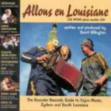 Allons en Louisiane - CD Audio