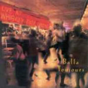 CD Live at Whiskey River Landing di Balfa Toujours