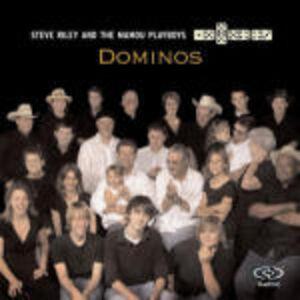 Foto Cover di Dominos, CD di Steve Riley,Mamou, prodotto da Rounder