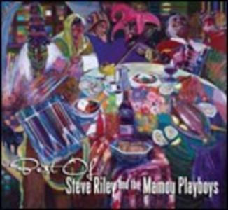 CD Best of Steve Riley & the Mamou Playboys Steve Riley , Mamou Playboys