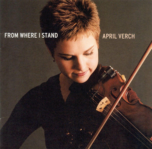 CD From Where I Stand di April Verch