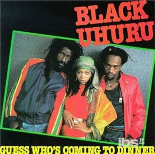 CD Guess Who's Coming to Din di Black Uhuru