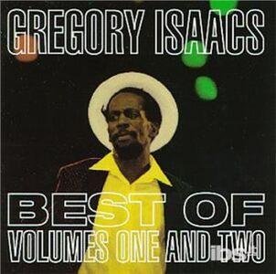 CD Best of vol.1 & 2 di Gregory Isaacs