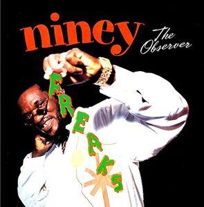 Foto Cover di Freaks, CD di Niney the Observer, prodotto da Heartbeat