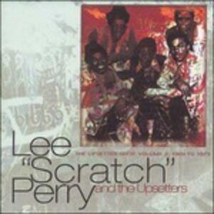 CD The Upsetter Shop vol.2 di Lee Scratch Perry