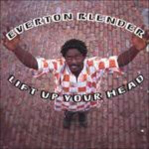 CD Lift Up Your Head di Everton Blender 0