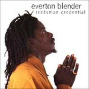 CD Rootsman Credential di Everton Blender 0