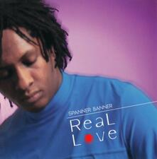 Real Love - CD Audio di Spanner Banner