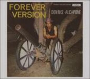 Foto Cover di Forever Version, CD di Dennis Alcapone, prodotto da Heartbeat 0