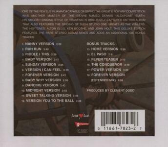 Forever Version - CD Audio di Dennis Alcapone - 2