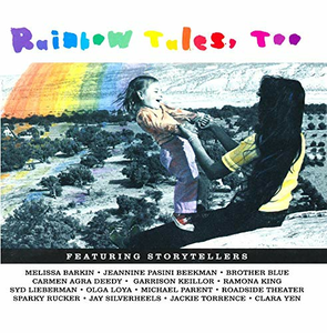 CD Rainbow Tales Too
