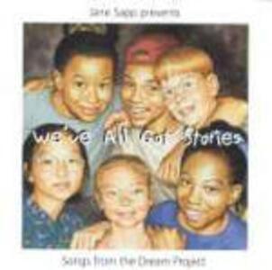 We all Got Stories - CD Audio di Jane Sapp
