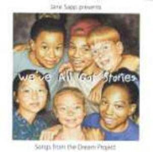 CD We all Got Stories di Jane Sapp