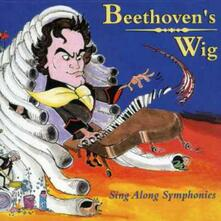 Beethoven's Wig 1: Sing-Along Symphonies - CD Audio
