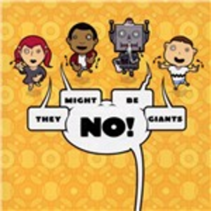 CD No! di They Might Be Giants