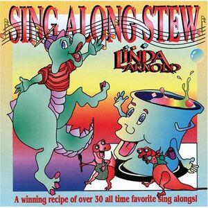 CD Sing Along Stew di Linda Arnold