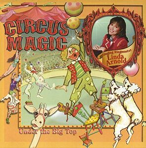 CD Circus Magic di Linda Arnold