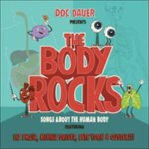 Foto Cover di Body Rocks, CD di Doc Dauer, prodotto da Rounder