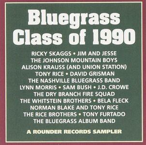 Foto Cover di Bluegrass Class of 1990, CD di  prodotto da Rounder