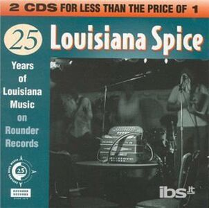 Foto Cover di Louisiana Spice, CD di  prodotto da Rounder