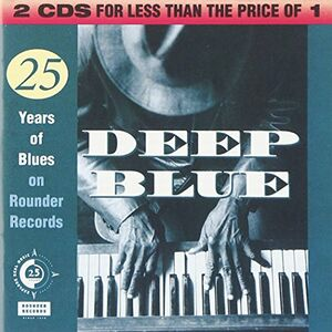 CD Deep Blue.25 Years of