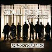 CD Unlock Your Mind Soul Rebels Brass Band