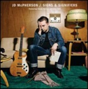 CD Signs & Signifiers di JD McPherson
