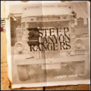 CD Nobody Knows You di Steep Canyon Rangers