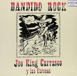 Vinile Bandido Rock Joe King Carrasco
