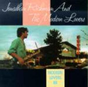 CD Modern Lovers '88 Modern Lovers , Jonathan Richman