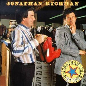 CD Jonathan Goes Country di Jonathan Richman