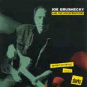 CD Swimming with the Sharks Houserockers , Joe Grushecky