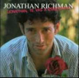 Jonathan,te vas a emocionar! - CD Audio di Jonathan Richman