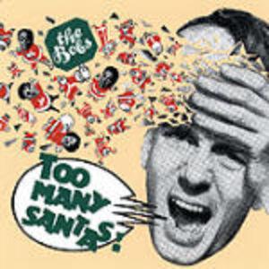 CD Too Many Santas di Bobs