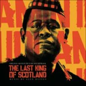 CD The Last King of Scotland (Colonna Sonora) di Alex Heffes