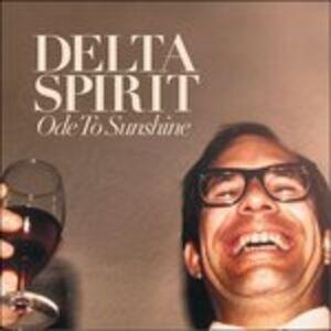CD Ode to Sunshine di Delta Spirit