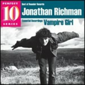 CD Vampire Girl di Jonathan Richman