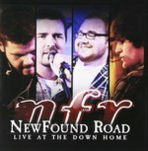 CD Live at the Down Home di Newfound Road