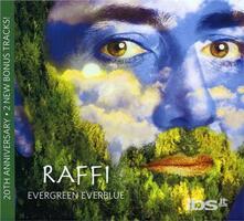 Evergreen Everblue - CD Audio di Raffi
