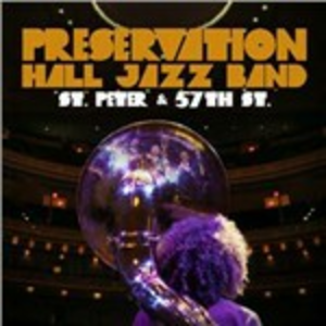 CD St. Peter & 57th St. di Preservation Hall Jazz Band