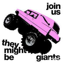 Join Us - Vinile LP di They Might Be Giants