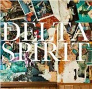 CD Delta Spirit di Delta Spirit