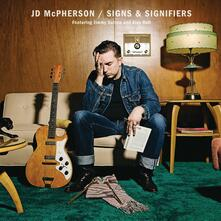 Signs & Signifiers - CD Audio di JD McPherson