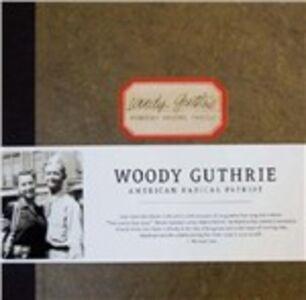 Vinile American Radical Patriot Woody Guthrie