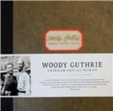 American Radical Patriot - Vinile LP + CD Audio + DVD di Woody Guthrie